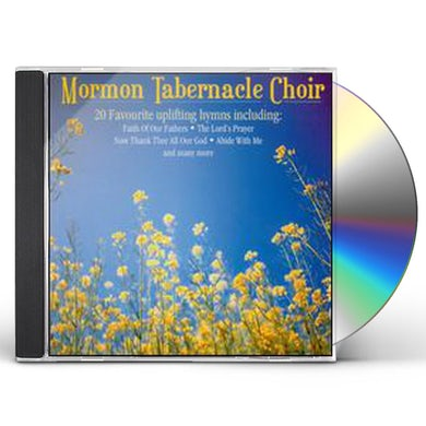 Mormon Tabernacle Choir 20 FAVORITES CD