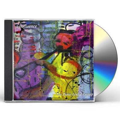 Dave Leslie CONFLUENCE CD