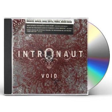 Intronaut VOID CD