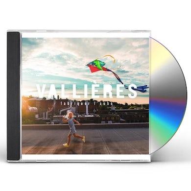 Vincent Vallieres FABRIQUER L'AUBE CD