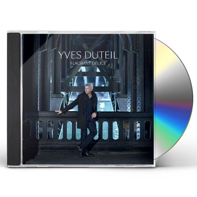 Yves Duteil FLAGRANT DELICE CD