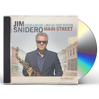 Jim Snidero MAIN STREET CD