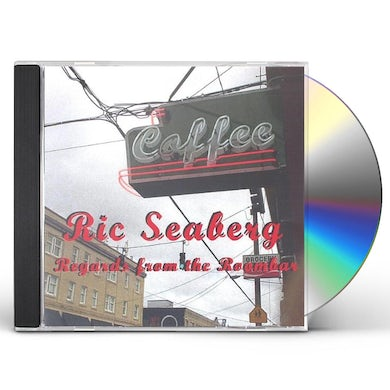 Ric Seaberg REGARDS FROM THE ROOMBAR CD