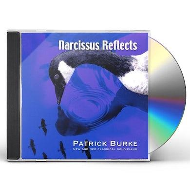 Patrick Burke NARCISSUS REFLECTS CD