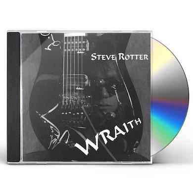 Steve Rotter WRAITH CD