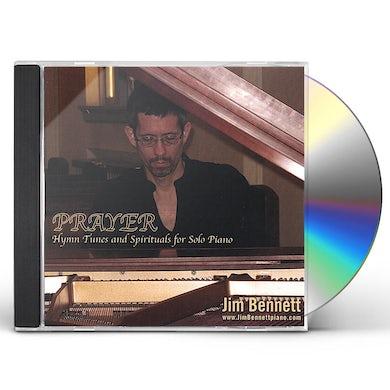 Jim Bennett PRAYER CD