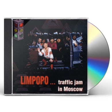 Limpopo TRAFFIC JAM IN MOSCOW CD