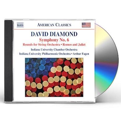 DIAMOND / ROMEO & JULIET CD