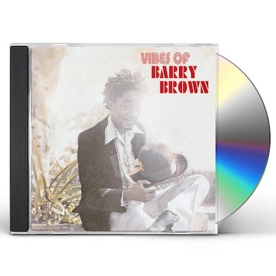VIBES OF BARRY BROWN CD
