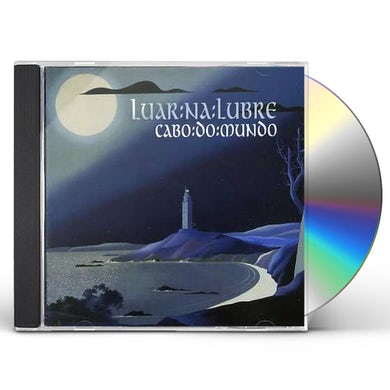 Luar Na Lubre CABO DO MUNDO CD