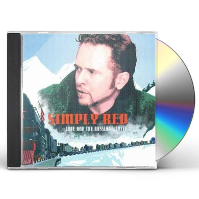 Simply Red LOVE & RUSSIAN WINTER CD