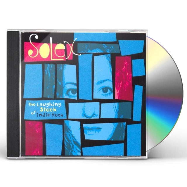 Solex LAUGHING STOCK OF INDIE ROCK CD