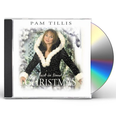 Pam Tillis JUST IN TIME FOR CHRISTMAS CD