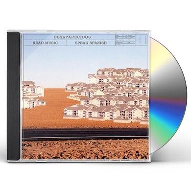 Desaparecidos READ MUSIC: SPEAK SPANISH CD