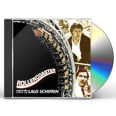 Lalo Schifrin ROLLERCOASTER / Original Soundtrack CD