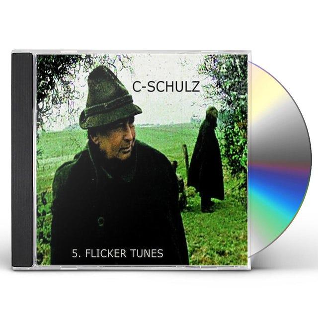 C-Schulz FLICKER TUNES CD