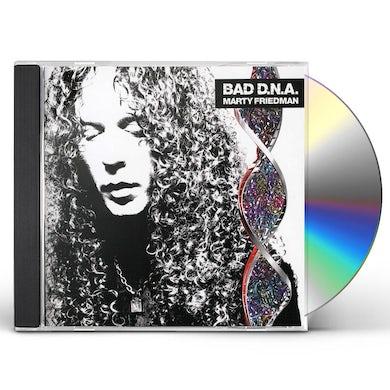 Marty Friedman BAD DNA CD