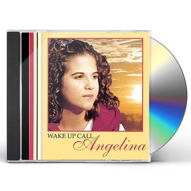 angelina WAKE UP CALL CD