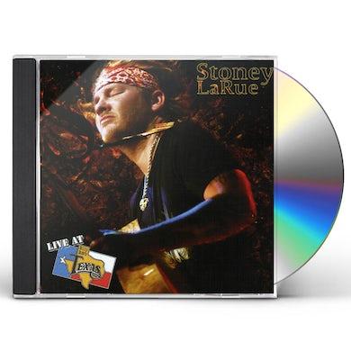 Stoney Larue LIVE AT BILLY BOB'S TEXAS CD