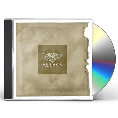 Author FORWARD FOREVER CD