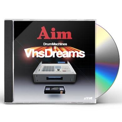 DRUM MACHINES & VHS DREAMS: BEST OF AIM 1996-2006 CD