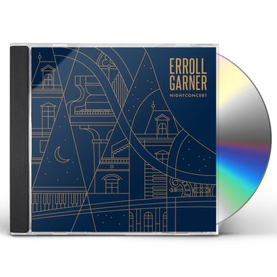 Erroll Garner NIGHTCONCERT CD