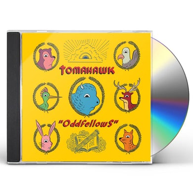Tomahawk ODDFELLOWS CD
