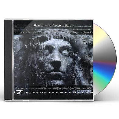 Fields of the Nephilim MORNING SUN CD