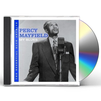 Percy Mayfield ESSENTIAL BLUE ARCHIVE: MY BLUES CD