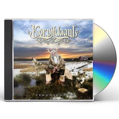 Korpiklaani TERVASKANTO CD