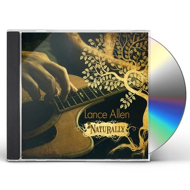 Lance Allen NATURALLY CD