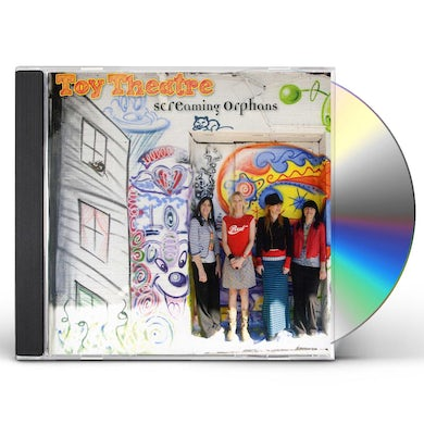 Screaming Orphans TOY THEATRE CD