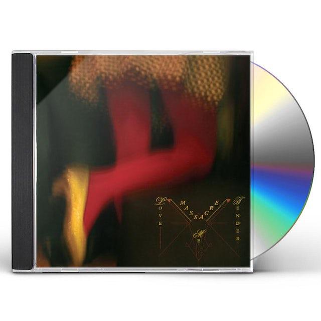 Massacre LOVE ME TENDER CD