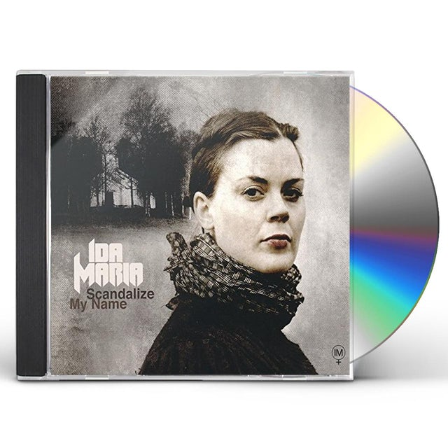 Ida Maria SCANDALIZE MY NAME CD