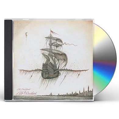 Tosspints PRIVATEER CD
