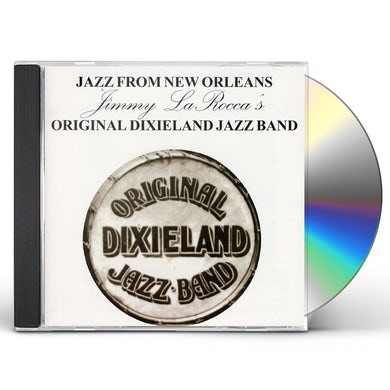 Original Dixieland Jazz Band JAZZ FROM NEW ORLEANS CD