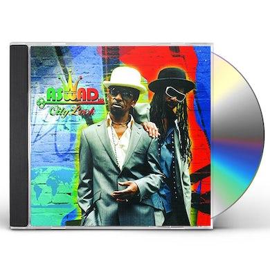 Aswad CITY LOCK CD