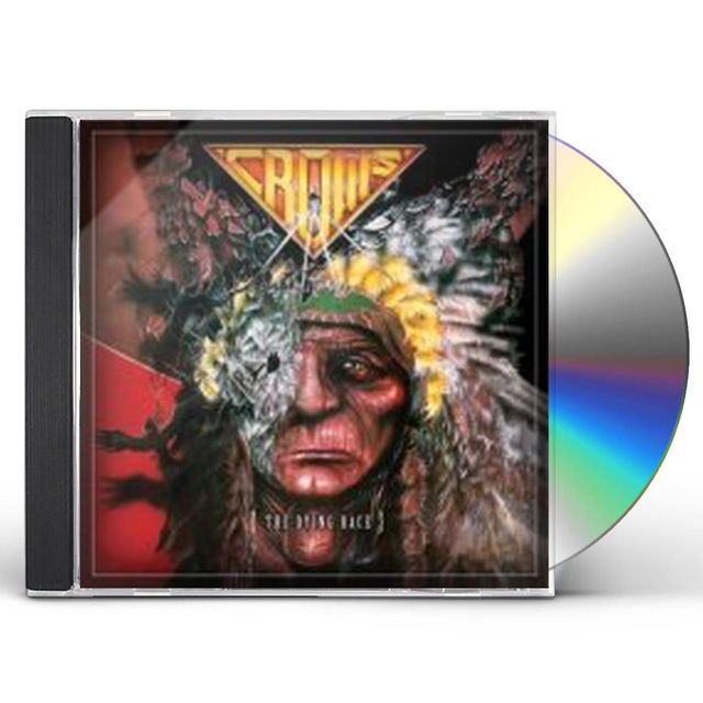 Crows DYING RACE CD