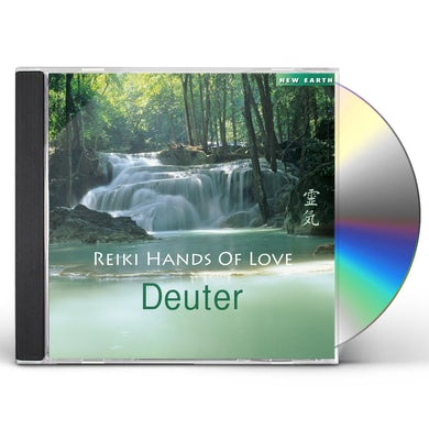 Deuter REIKI HANDS OF LOVE CD