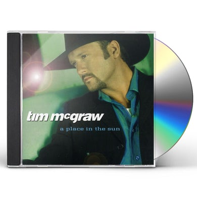 Tim McGraw PLACE IN THE SUN CD