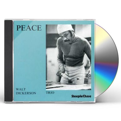 Walt Dickerson PEACE CD