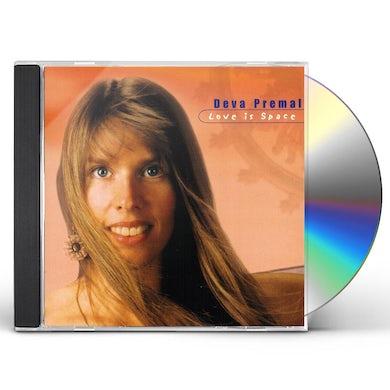 Deva Premal LOVE IS SPACE CD
