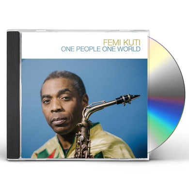 Femi Kuti ONE PEOPLE ONE WORLD CD
