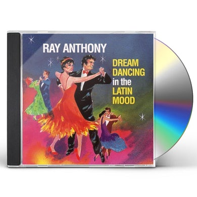 Ray Anthony DREAM DANCING IN THE LATIN MOOD CD
