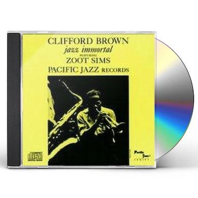 Clifford Brown JAZZ IMMORTAL CD