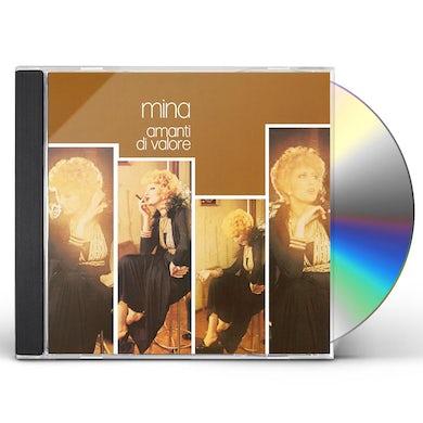 Mina AMANTI DI VALORE CD
