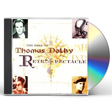 Thomas Dolby RETROSPECTACLE: BEST OF CD