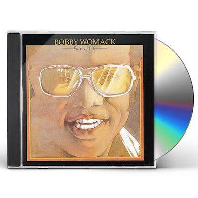 Bobby Womack FACTS OF LIFE CD