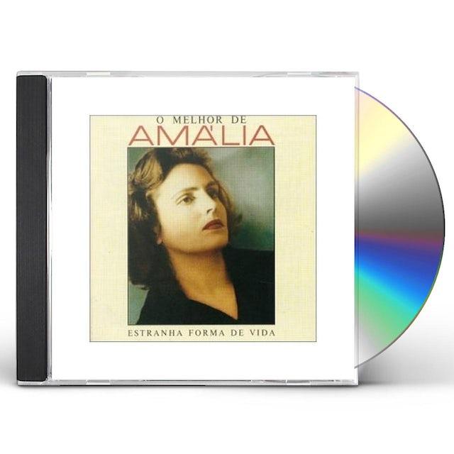 Amalia Rodrigues ESTRANHA FORMA DE VIDA CD