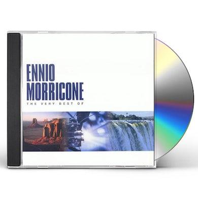 Ennio Morricone VERY BEST OF CD